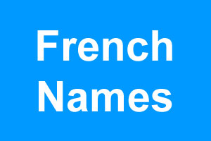 French boy names