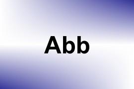 Abb name image