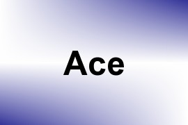Ace name image
