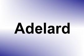 Adelard name image