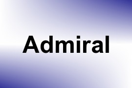 Admiral name image