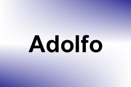 Adolfo name image