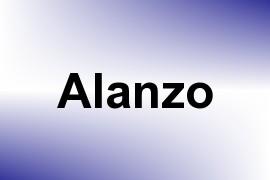 Alanzo name image