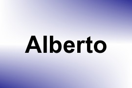 Alberto name image