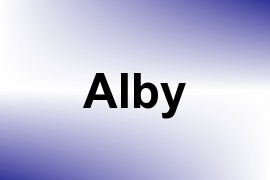 Alby name image