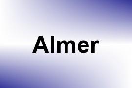 Almer name image