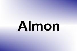 Almon name image