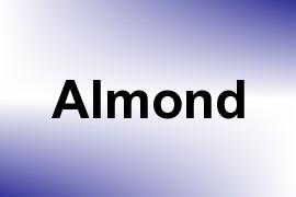 Almond name image