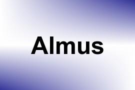 Almus name image