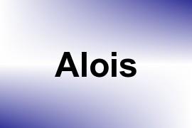 Alois name image