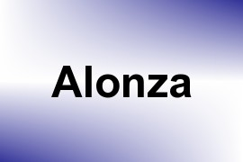 Alonza name image
