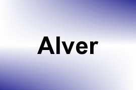 Alver name image