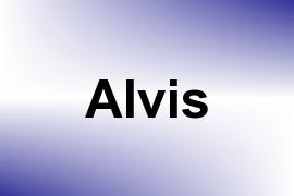Alvis name image