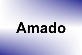 Amado name image