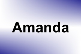 Amanda name image