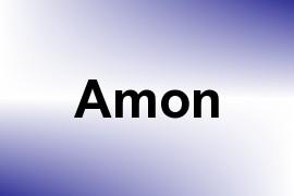 Amon name image