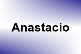 Anastacio name image