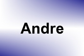 Andre name image