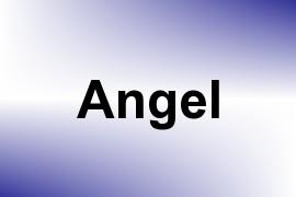 Angel name image