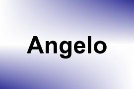 Angelo name image