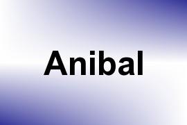 Anibal name image