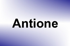Antione name image
