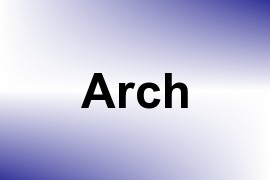 Arch name image