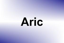 Aric name image