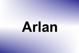 Arlan name image