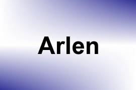 Arlen name image
