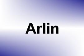 Arlin name image