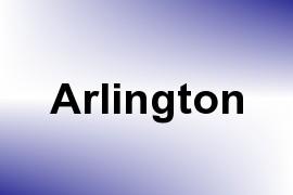 Arlington name image