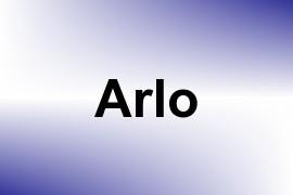 Arlo name image