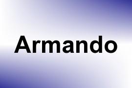 Armando name image