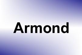 Armond name image