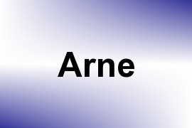 Arne name image