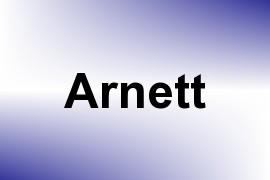 Arnett name image