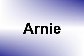 Arnie name image