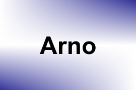 Arno name image
