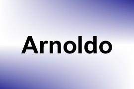Arnoldo name image