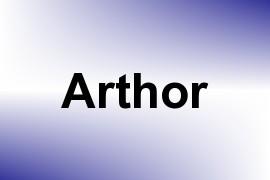 Arthor name image