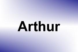 Arthur name image