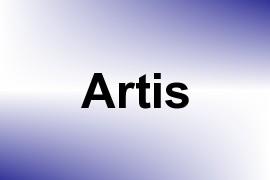 Artis name image
