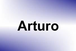 Arturo name image