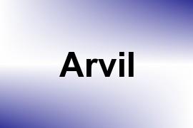 Arvil name image