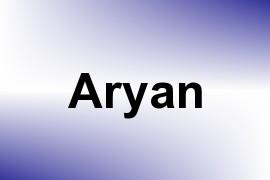 Aryan name image