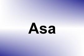 Asa name image