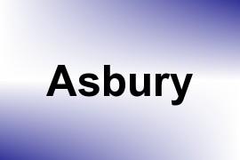 Asbury name image