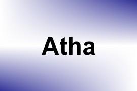 Atha name image