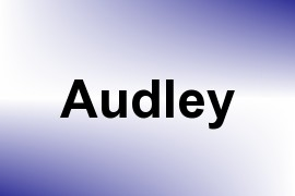 Audley name image